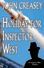 Holiday for Inspector West - eBook