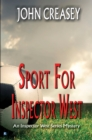 Sport For Inspector West - eBook