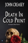 Death in Cold Print - eBook