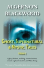 Ghost, Supernatural & Mystic Tales Vol 1 - eBook