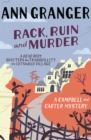 Rack, Ruin and Murder (Campbell & Carter Mystery 2) : An English village whodunit of murder, secrets and lies - Book