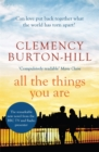 All The Things You Are - Book