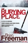 The Burying Place : A high-suspense thriller with terrifying twists - Book