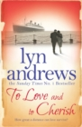 To Love and to Cherish : A moving saga of family, ambition and love - Book