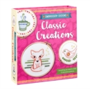 Embroidery Designs Classic Creations : Everything You Need to Stitch 12 Decorative Patterns - Book