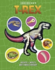 Inside Out T. Rex : Explore the World's Most Famous Dinosaur! - Book