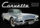 Art of the Corvette 2019 : 16-Month Calendar Includes September 2018 through December 2019 - Book