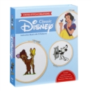 Cross Stitch Creations: Disney Classic : 12 Patterns Featuring Classic Disney Characters - Book