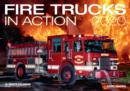 Fire Trucks in Action 2020 : 16-Month Calendar - September 2020 Through December 2020 - Book