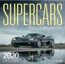 Supercars 2020 : 16 Month Calendar Includes September 2019 Through December 2020 - Book