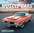 American Muscle Cars 2020 : 16-Month Calendar - September 2019 through December 2020 - Book