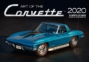 Art of the Corvette 2020 : 16-Month Calendar Includes September 2019 through December 2020 - Book