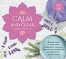 Calm and Clear Mindfulness Kit : Knead Your Way to Zen - Book