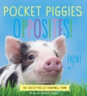 Pocket Piggies: Opposites - Book