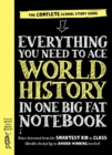 Everything You Need to Ace World History in One Big Fat Notebook : The Complete School Study Guide - Book