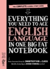 Everything You Need to Ace English Language in One Big Fat Notebook : The Complete School Study Guide - Book