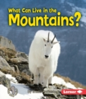 What Can Live in the Mountains? - eBook