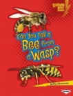 Can You Tell a Bee from a Wasp? - eBook