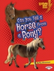 Can You Tell a Horse from a Pony? - eBook