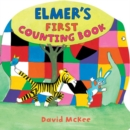 Elmer's First Counting Book - eBook