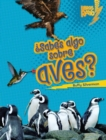 Sabes algo sobre aves? (Do You Know about Birds?) - eBook