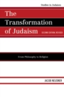 The Transformation of Judaism : From Philosophy to Religion - eBook