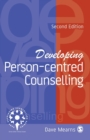 Developing Person-Centred Counselling - Book