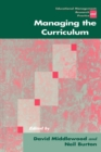 Managing the Curriculum - Book