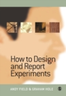 How to Design and Report Experiments - Book