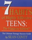 The 7 Habits of Highly Effective Teens - Book