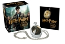 Harry Potter Locket Horcrux Kit and Sticker Book - Book