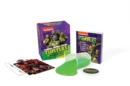 Teenage Mutant Ninja Turtles: Mutagen Ooze and Illustrated Book - Book