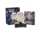 Doctor Who: Adipose Collectible Figurine and Illustrated Book : With sound! - Book