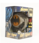 Batman: Metal Die-Cast Bat-Signal - Book