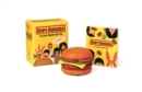 Bob's Burgers Talking Burger Button - Book