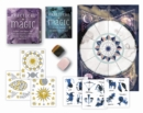 Practical Magic : Includes Rose Quartz and Tiger's Eye Crystals, 3 Sheets of Metallic Tattoos, and More! - Book