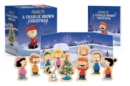 A Charlie Brown Christmas Wooden Collectible Set - Book