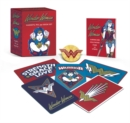 Wonder Woman: Magnets, Pin, and Book Set - Book