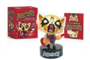 Aggretsuko Figurine and Illustrated Book : With Sound! - Book