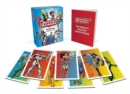 Justice League: Morphing Magnet Set : (Set of 7 Lenticular Magnets) - Book