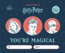 Harry Potter: You're Magical : A Fill-In Book - Book