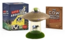 UFO Cow Abduction : Beam Up Your Bovine (With Light and Sound!) - Book