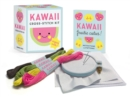 Kawaii Cross-Stitch Kit : Super-Cute! - Book