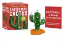 Teeny-Tiny Christmas Cactus : With coloured lights! - Book