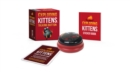 Exploding Kittens: Talking Button - Book