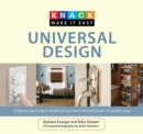 Knack Universal Design : A Step-by-Step Guide to Modifying Your Home for Comfortable, Accessible Living - eBook