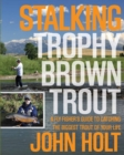 Stalking Trophy Brown Trout : A Fly-Fisher's Guide to Catching the Biggest Trout of Your Life - eBook