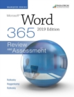Marquee Series: Microsoft Word 2019 : Text + Review and Assessments Workbook - Book