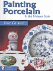Painting Porcelain: In the Meissen Style - Book