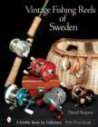 Vintage Fishing Reels of Sweden - Book